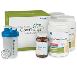 Clear Change 28 Day Program with UltraClear Plus pH
