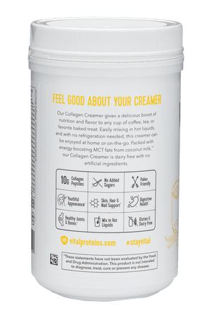 Collagen Creamer Vanilla - 10.6 oz.
