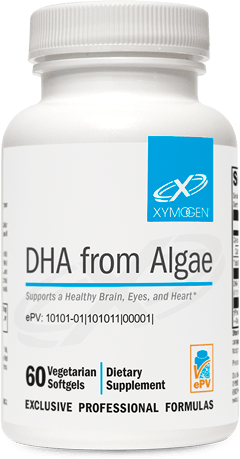 DHA from Algae - 60 Capsules