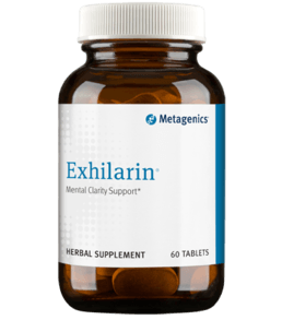 Exhilarin - 60 Tablets Default Category Metagenics