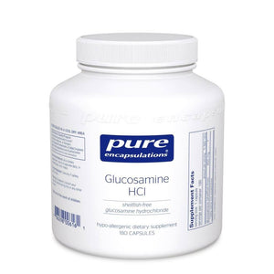 Glucosamine HCl (shellfish-free) - 180 capsules Default Category Pure Encapsulations