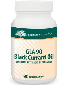 GLA 90 Black Currant Oil - 90 Capsules Default Category Genestra