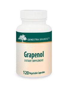 Grapenol Default Category Genestra 120 Capsules