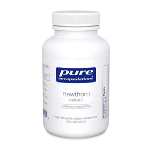 Hawthorn Extract - 120 Capsules Default Category Pure Encapsulations