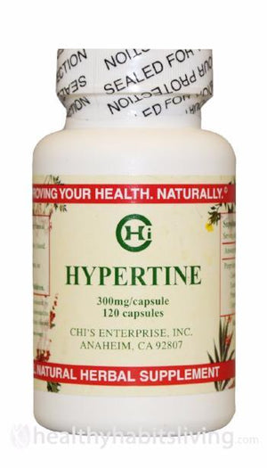 Hypertine - 120 capsules Default Category Chi's Enterprise