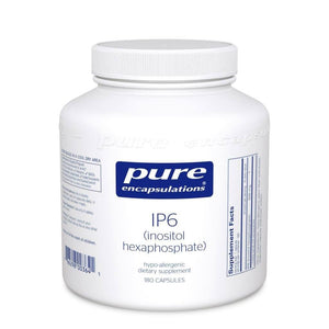IP6 (inositol hexaphosphate) - 180 Capsules Default Category Pure Encapsulations