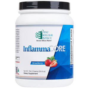 InflammaCORE Default Category Ortho Molecular Strawberry - 14 Servings