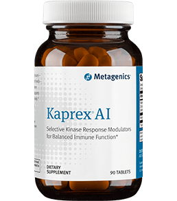 Kaprex AI - 90 Tablets Default Category Metagenics