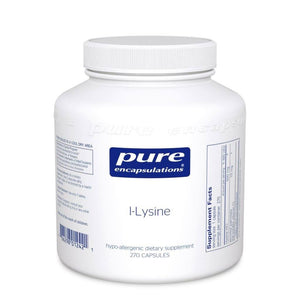 l-Lysine Default Category Pure Encapsulations