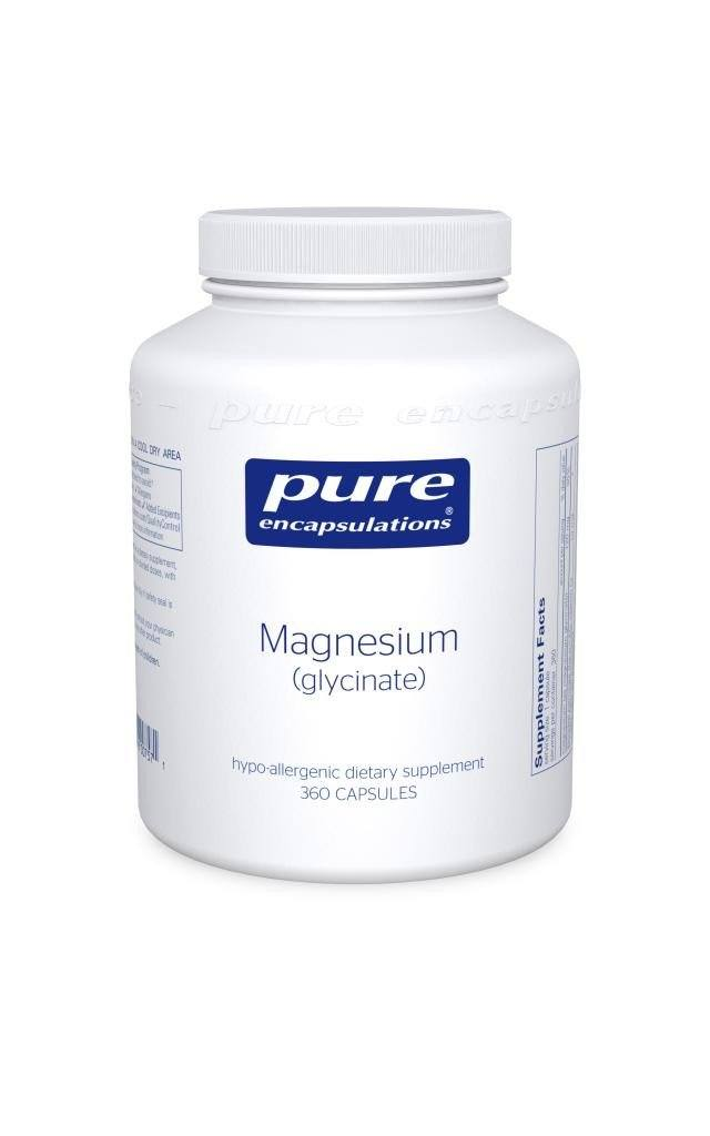 Magnesium (glycinate) 360's
