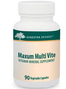 Maxum Multi Vite Default Category Genestra 90 Capsules