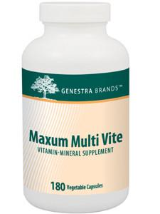 Maxum Multi Vite Default Category Genestra 180 Capsules