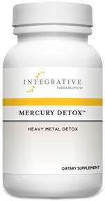 Mercury Detox™ - 60 Capsules Default Category Integrative Therapeutics