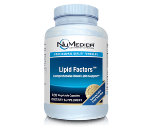 Lipid Factors - 120 Capsules Default Category Numedica