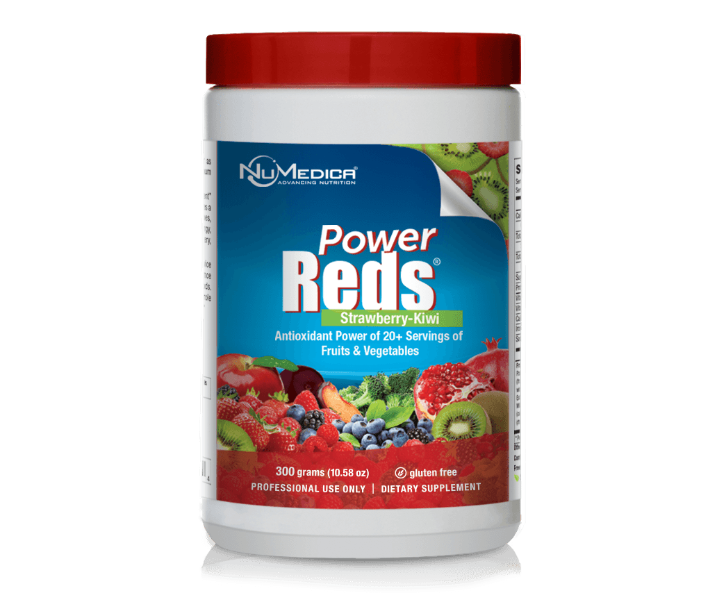 Power Reds® Strawberry Kiwi - 30 Servings