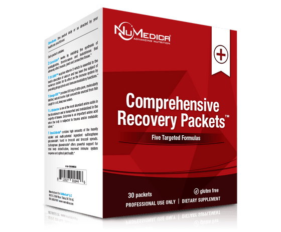 Comprehensive Recovery Packets™ - 30 packets