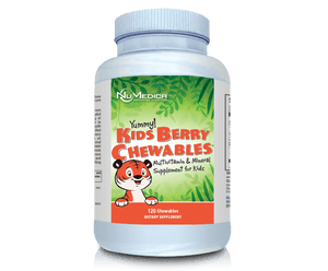 Kids Berry Chewables™ - 120 Tablets Default Category Numedica