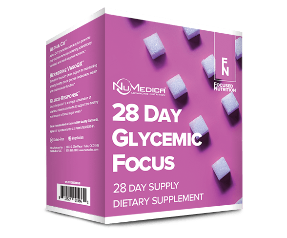 28 Day Glycemic Focus Program