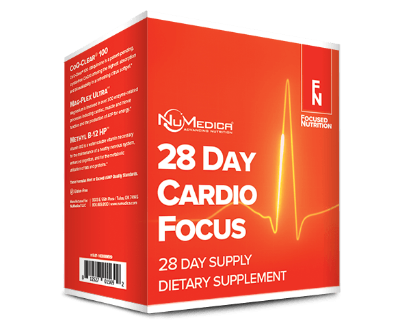 28 Day Cardio Focus Program