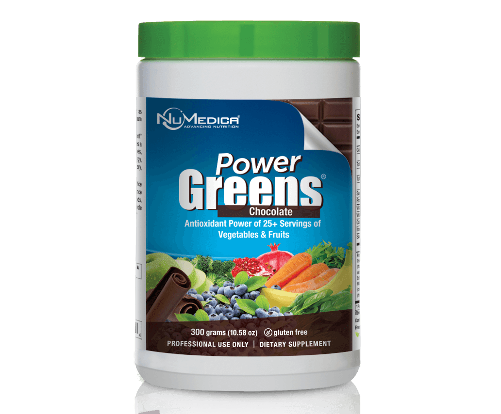 Power Greens® Chocolate - 30 Servings