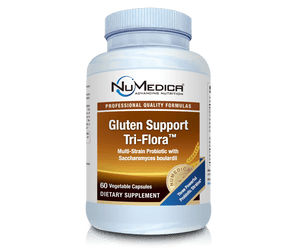 Gluten Support Tri-Flora™ - 60 Capsules Default Category Numedica