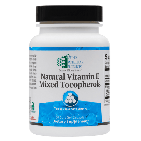 Natural E Mix Tocopherols