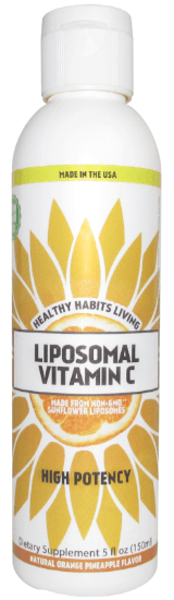 Liposomal Vitamin C - 150ml (30 Servings)