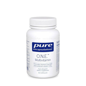 O.N.E. Multivitamin Default Category Pure Encapsulations