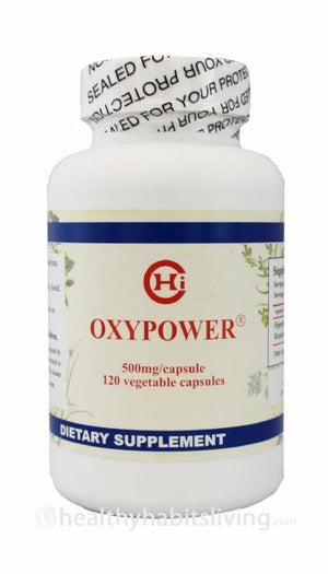 Oxypower - 120 capsules Default Category Chi's Enterprise