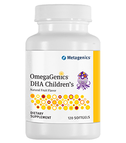OmegaGenics DHA Children's
