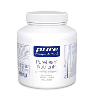 PureLean® Nutrients - 180 capsules Default Category Pure Encapsulations