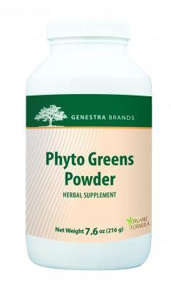 Phyto Greens Powder - 7.6 oz Default Category Genestra