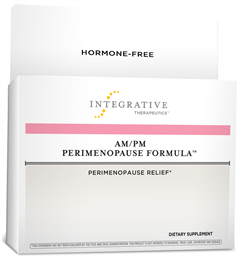 AM/PM PeriMenopause Formula - 60 Tablets