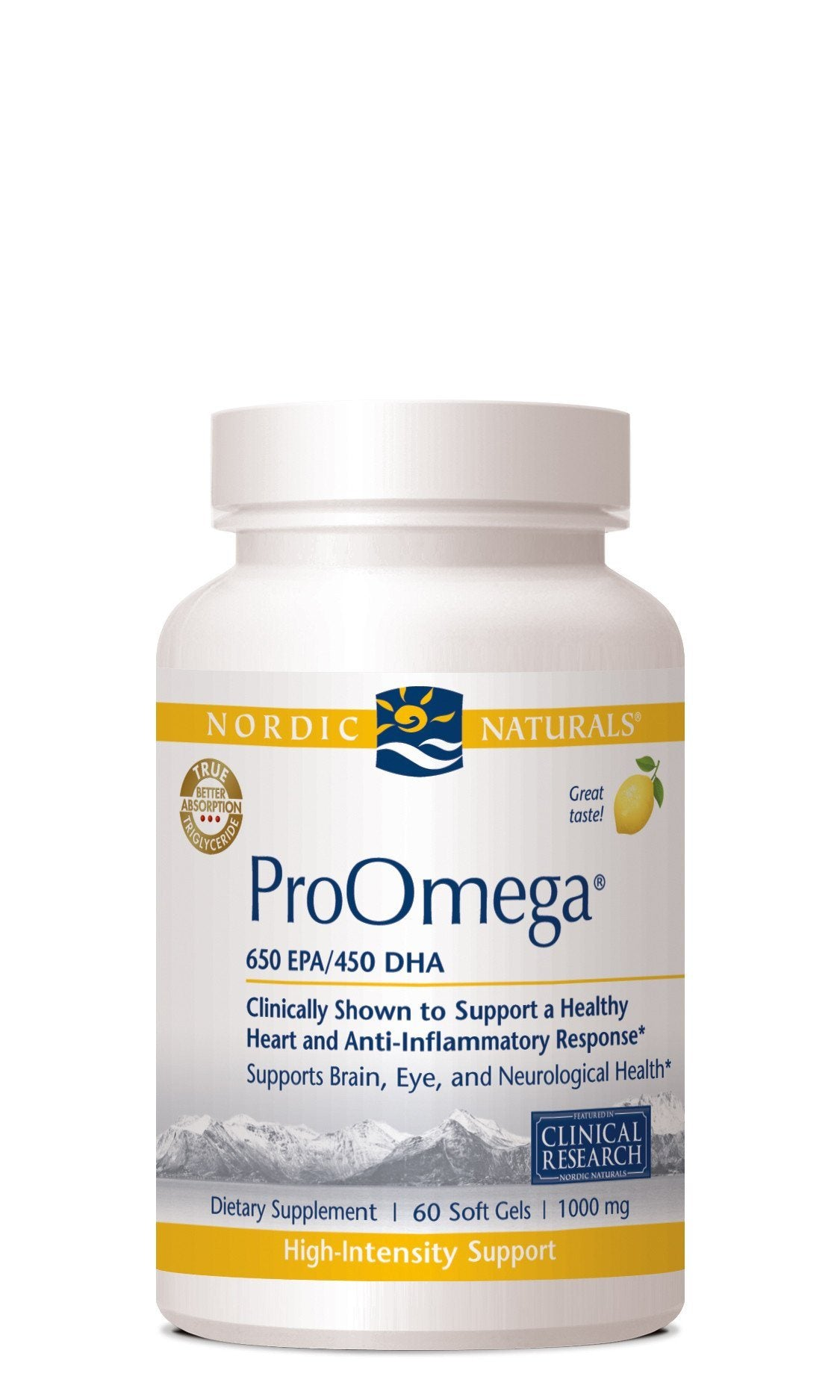 ProOmega® Lemon