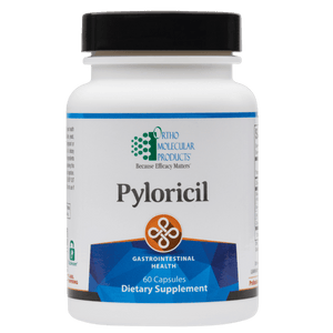 Pyloricil - 60 Capsules Default Category Ortho Molecular
