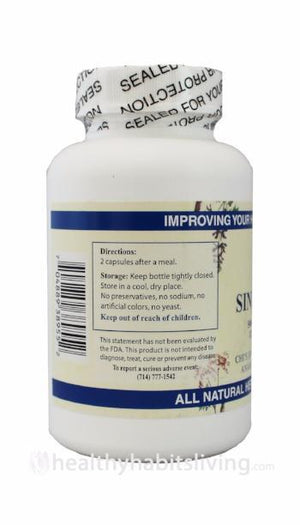 Sinus Chi - 120 capsules Default Category Chi's Enterprise
