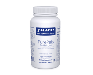 PurePals (with Iron) - 90 Tablets Default Category Pure Encapsulations