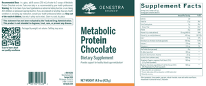 Metabolic Protein Default Category Genestra