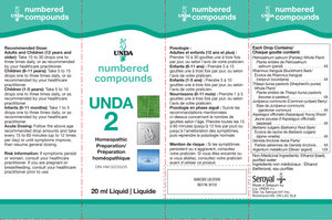 Unda #2 - 0.7 fl oz Default Category Unda