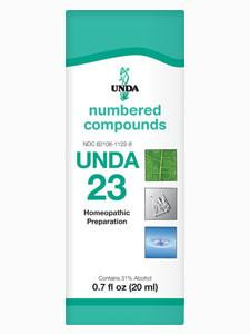 Unda #23 - 0.7 fl oz Default Category Unda