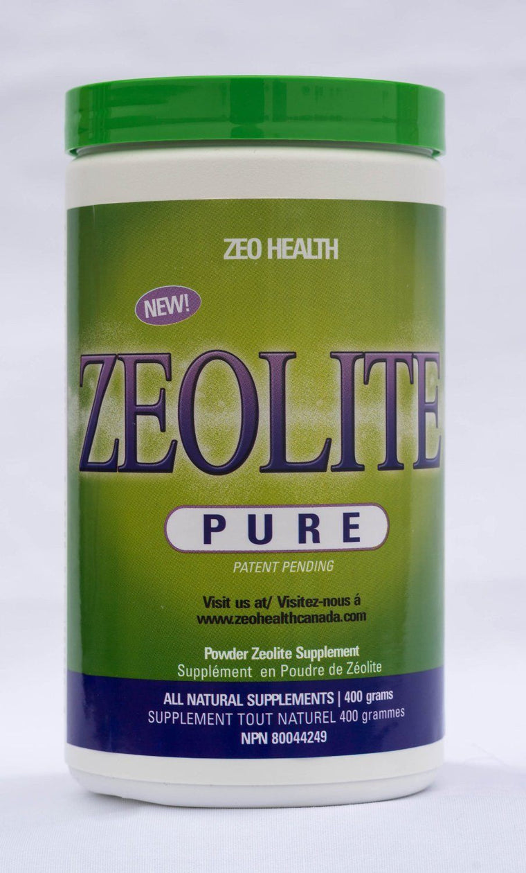 Zeolite Pure - 400 grams