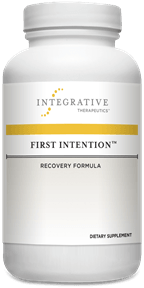 First Intention - 120 Capsules Default Category Integrative Therapeutics 120 Capsules