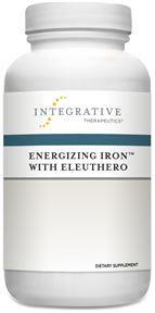 Energizing Iron w/ Eleuthero - 90 Softgels