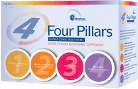 Four Pillars (no Cu & Fe) - 30 Strips
