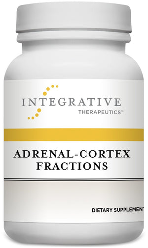 Adrenal Cortex Fractions - 60 Capsules
