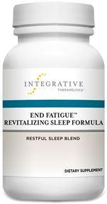 End Fatigue Revitalizing Sleep Formula  - 30 Capsules