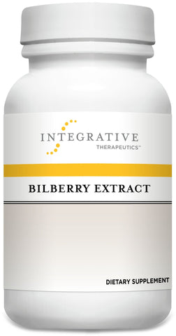 Bilberry Extract - 60 Capsules