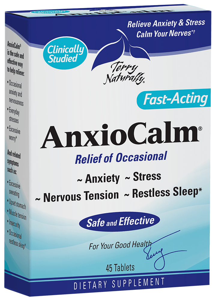 AnxioCalm - 45 tablets