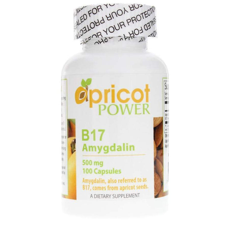 B17/Amygdalin 500 mg - 100 Capsules