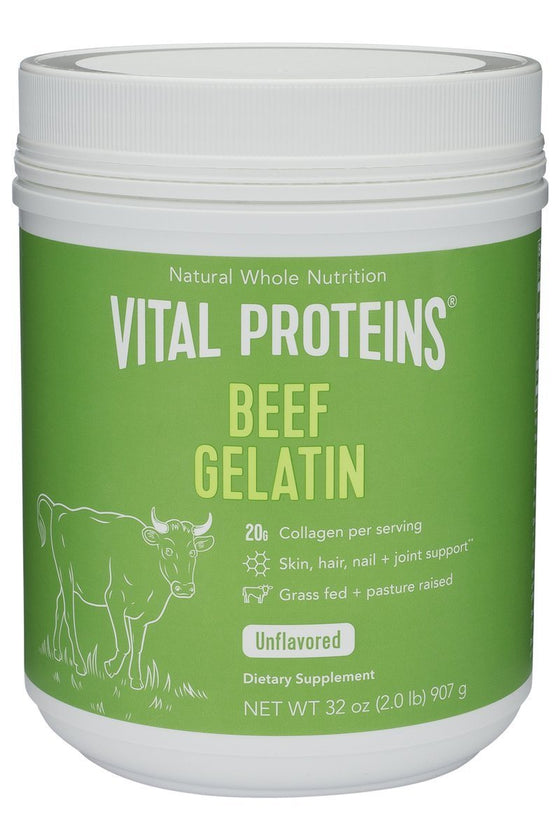 Pasture-Raised Collagen Protein/Beef Gelatin